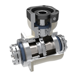 Liming HF Series - Hypoid Gear Reducers