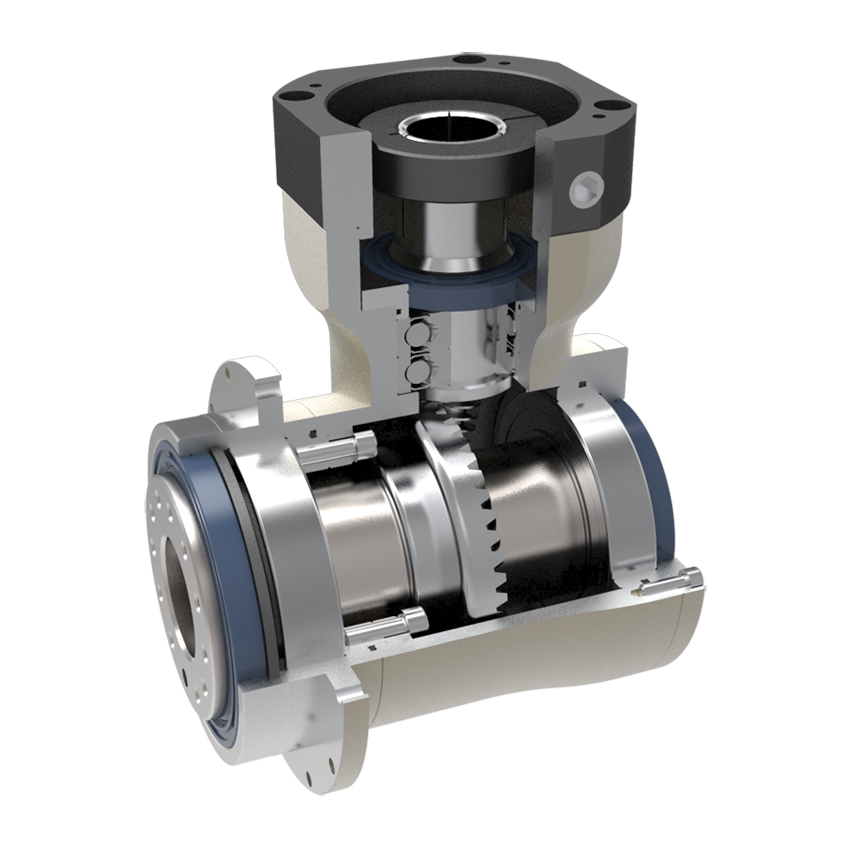 Liming HK Series - Hypoid Gear Reducers
