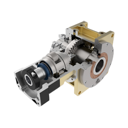 Liming HY Series - Hypoid Gear Reducers