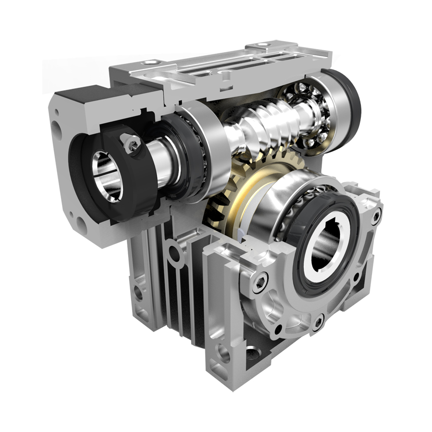 Liming WE Series - Worm Gear Reducers